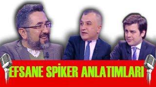 Serdar Ali Çelikler - Efsane Spikerler Ve Anlatımları - (EFSANE) - İsimVerme! Süpermen