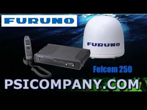 Furuno Felcom 250 Fleet BroadBand Terminal