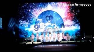 fancam 160903 gugudan 구구단 wonderland mbc showchampion 200th anniversary in manila