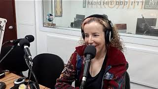 Ofri Eliaz ראיון עם רובי רבינוביץ ברדיו קסם , מרץ 2019