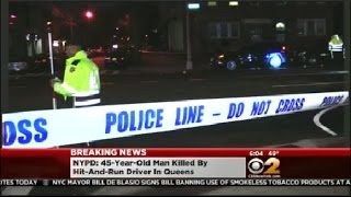 Man Killed In Queens Hit-And-Run