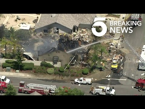 Mike Dellinger - Breaking News: Murrieta Home Explodes Clinton Keith Area