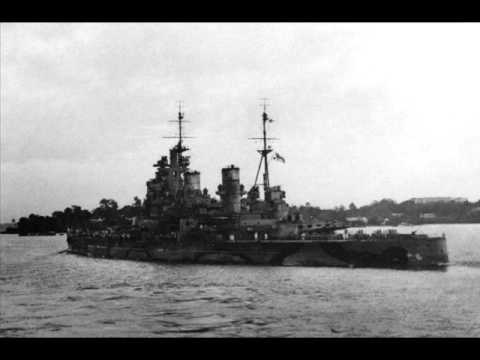 1939 HMS PRINCE OF WALES Royal Navy Capital Battleship history facts