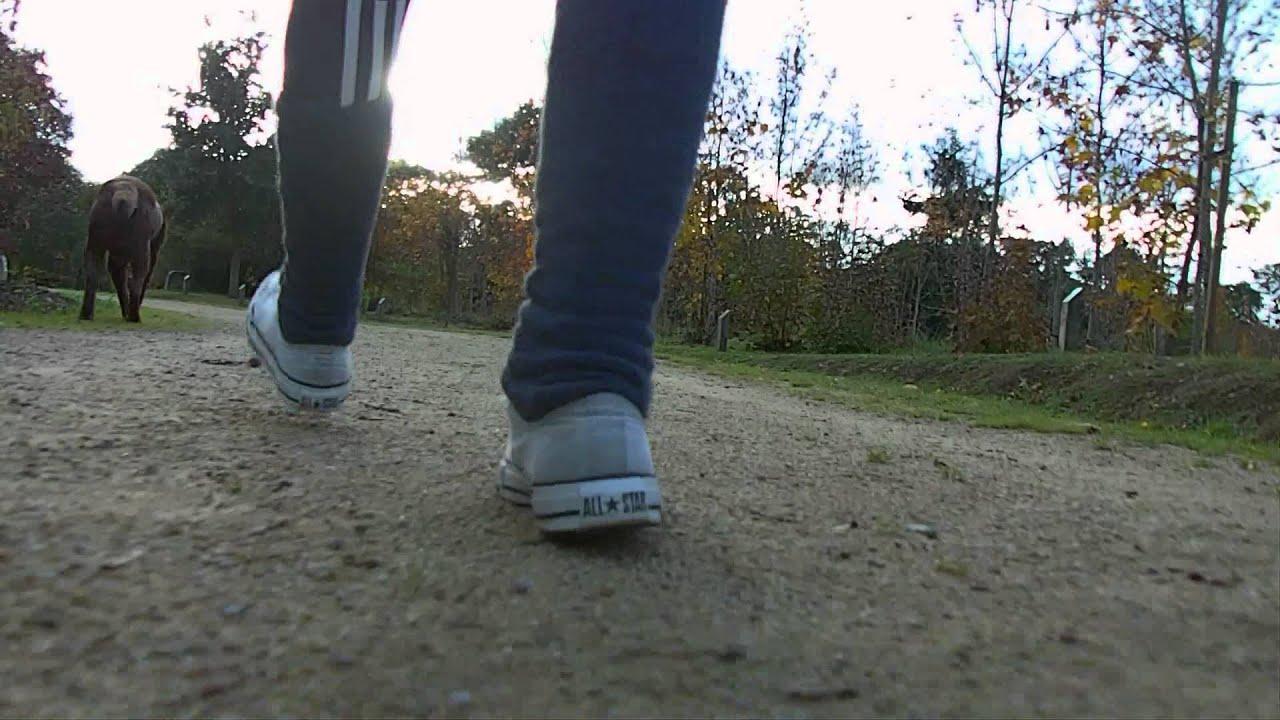 Low Angle Walking