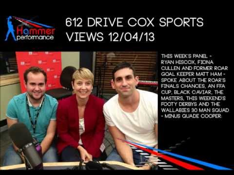 Hammer Performance on the 612 Drive Cox Sports Views 12/04/13