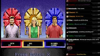 Wheel of Fortune (SNES) - So Many Close Calls