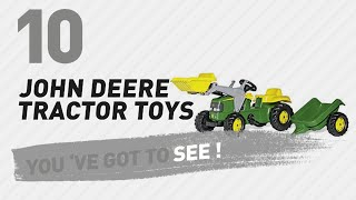 John Deere Tractor Toys, Uk Top 10 Collection // New & Popular 2017