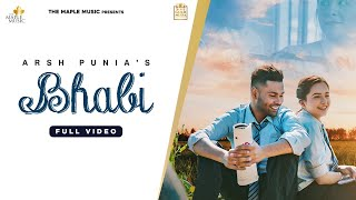 Bhabi (Official Video) Arsh Punia | Sruishty Mann | EVOL| Latest Punjabi Song New Punjabi Songs 2020