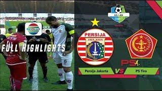 Persija Jakarta 0 - 0 PS TIRA