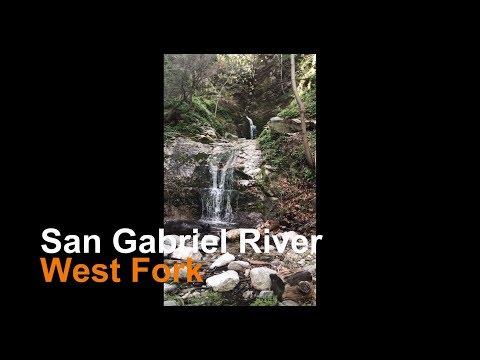 San Gabriel River West Fork Fly Fishing