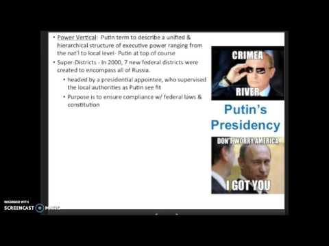 Russia Executive