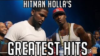 HITMAN HOLLA'S Greatest Hits (Fight Compilation) | Masked Inasense