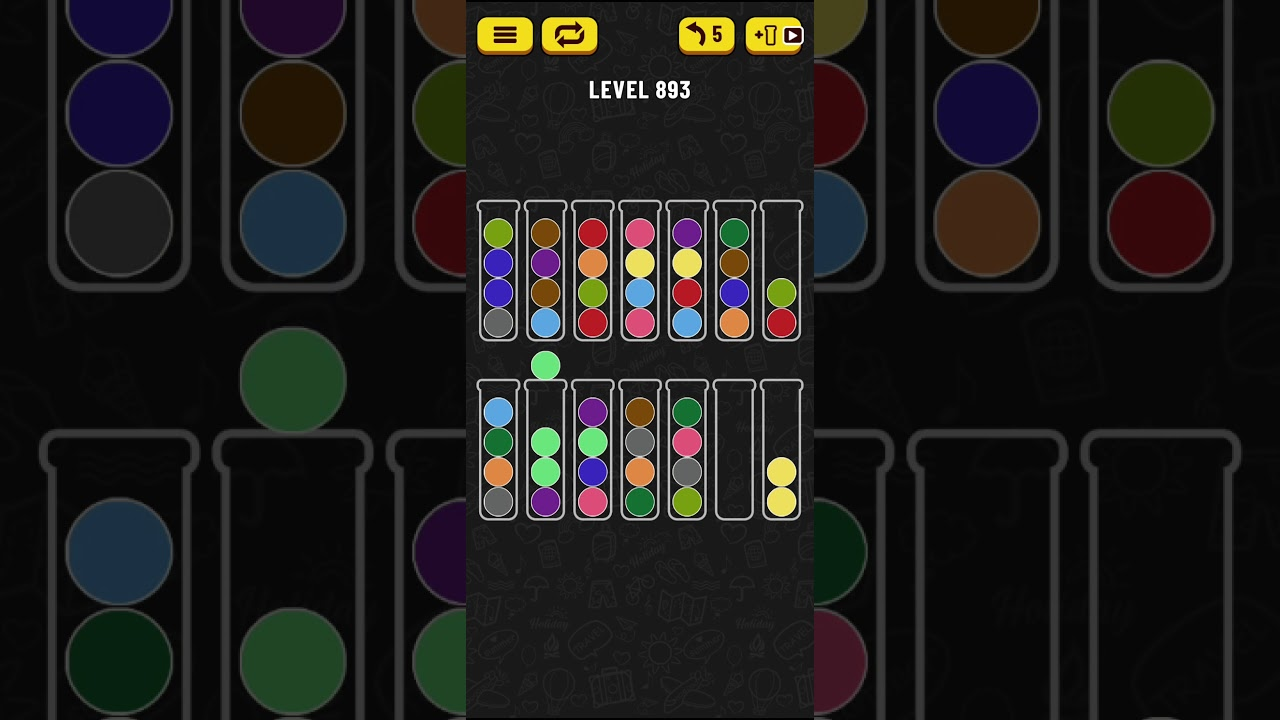 Download Ball Sort Puzzle - level 893
