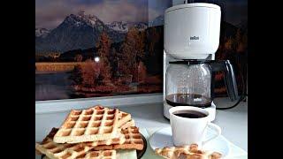 Капельная кофе қайнатқыш Braun KF 3100