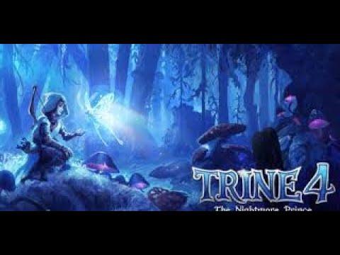 TRINE 4 The Nightmare Prince Game Play |