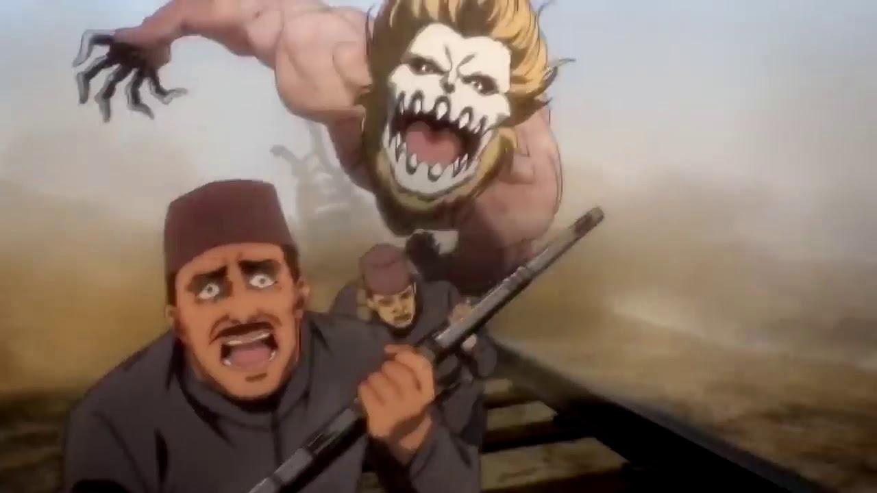 Attack on Titan Season 4 Trailer Subbed HD - YouTube