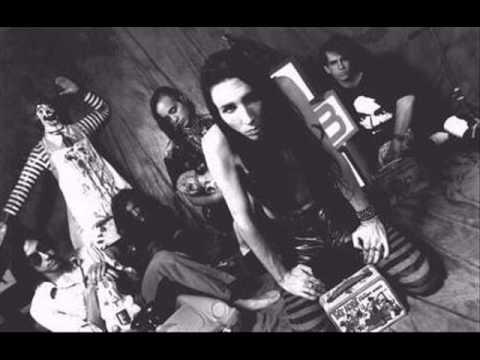 IV-TV Marilyn Manson The Spooky Kids 1990 Studio Performance