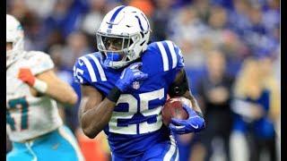 Marlon Mack 2018 Colts Highlights