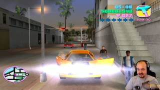 Grand Theft Auto: Vice City - Dan Learns about Thug Life