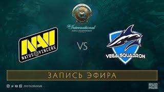 Na`Vi vs Vega, The International 2017 Qualifiers [V1lat, GodHunt]