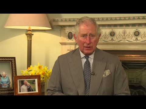 An Easter message from HRH The Prince of Wales