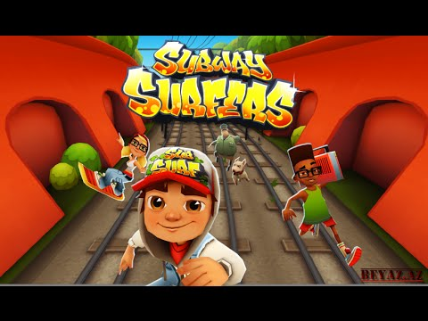 Subway Surf #1(Игра на PC!)