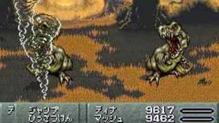 Final Fantasy VI Advance - All new espers