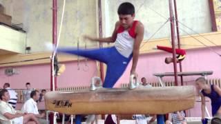 Спортивная гимнастика:Евпатория