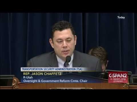 FULL VIDEO; TSA Head Threatened With Subpoena at Explosive House Hearing