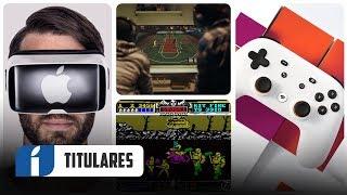 Google STADIA, la revolución del videojuego y las gafas VR de Apple   Titulares 118