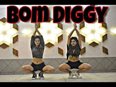Bom Diggy - Zack Knight x Jasmin Walia - Dance Choreography - Hemin Mistry