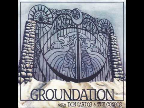 Groundation Ft. Don Carlos & The Congos - Freedom Taking Over