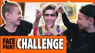 MARCUS & MARTINUS MAKE UP CHALLENGE