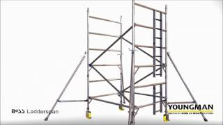 Youngman Boss Ladderspan 3T Tower Assembly Guide