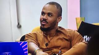 BBNaija Live Show: Ozo Clears Air on His relationship with Dora and Nengi | Vee says Neo Is Her Baby