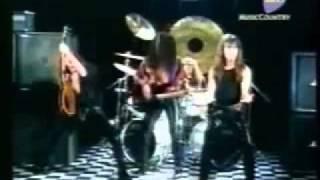 Rata Blanca - Mujer amante │ Video Clip Letra