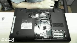 техобслуживание ноутбука Samsung NP355V5C-90СRU Замена HDD, Установка SSD, Замена ODD,Добавление RAM