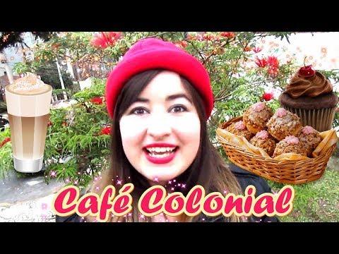 Café Colonial - Tradição no Sul do Brasil - em Curitiba