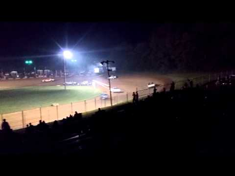 Beggs Racing 08-15-15 Feature