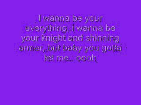 J. Holiday - Run Into My Arms w/ Lyrics :)