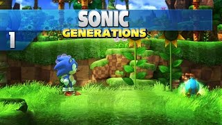Sonic Generations || 1 || Green Hill Zone