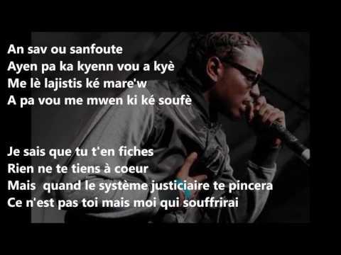 Manman di mwen - T Kimp Gee (Paroles + Traduction française)