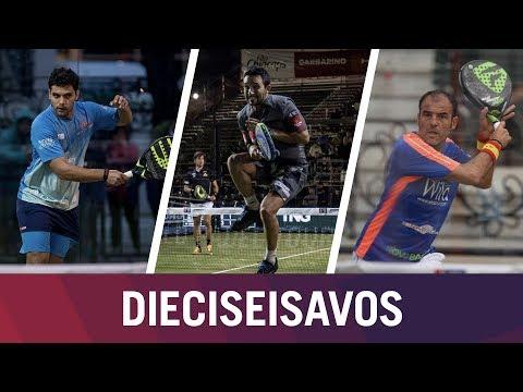 Resumen Dieciseisavos (martes) Buenos Aires Padel Máster | World Padel Tour