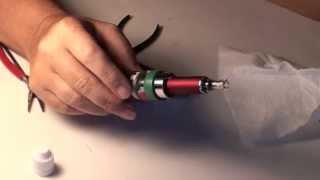 vapor lady lounge rebuild a protank atomizer evod atomizer a new way