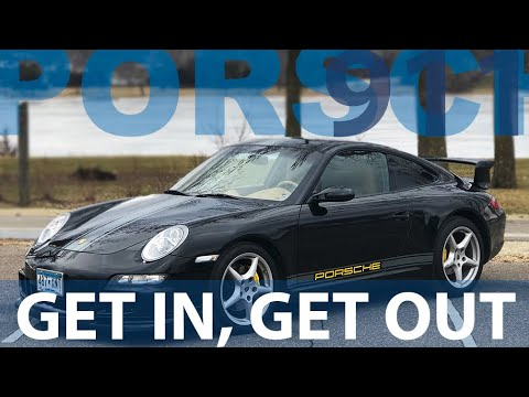 Get In, Get Out And DRIVE That Porsche 911 In The Winter When You Get The Chance!