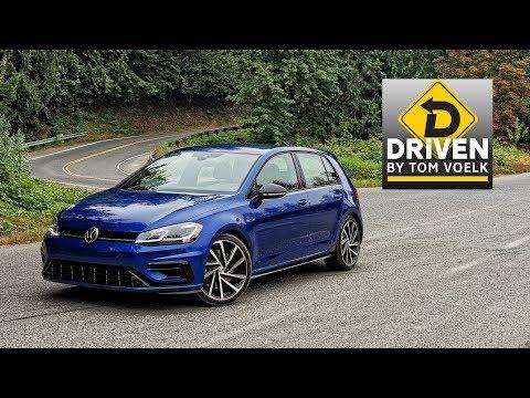 Driven- 2018 Volkswagen Golf R