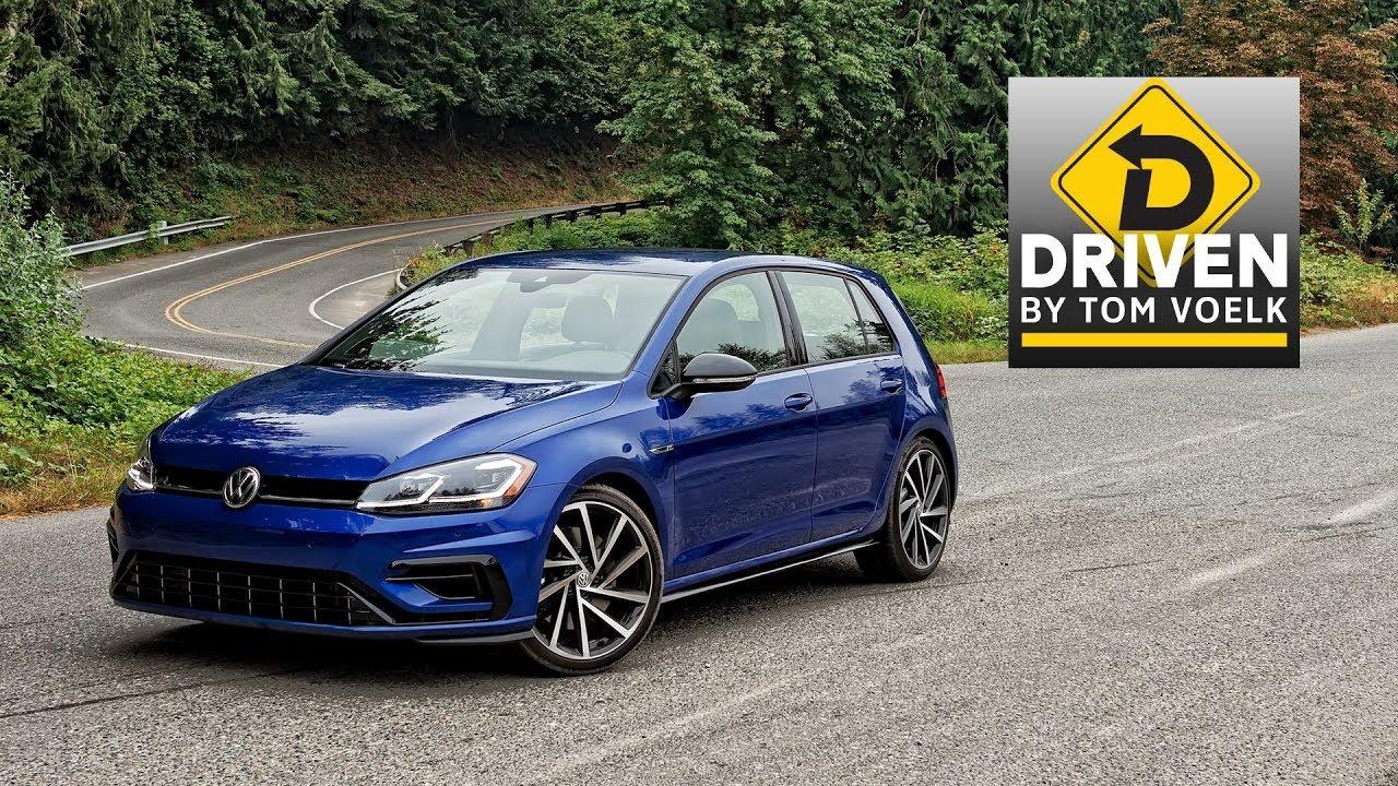 Driven- 2018 Volkswagen Golf R - YouTube