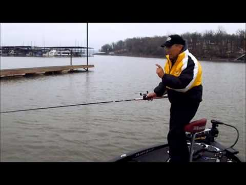 """""""Effective Crappie Fishing Around Docks"""" with Barry Morrow"""
