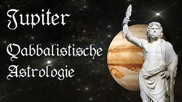 Jupiter in 10 Minuten - astrologische Bedeutung (Qabbalistische Astrologie)