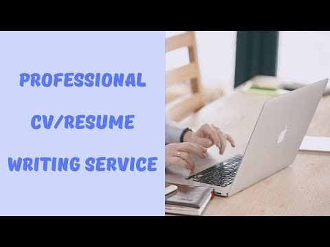 writing-a-cv-template,-cv-writing-service